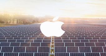 apple güneş enerjisi yatırımı