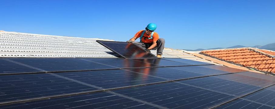 güneş enerjisi santrali kurulumu