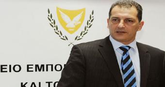 GKRY Enerji, Ticaret ve Sanayi Bakanı Yorgos Lakotritpis
