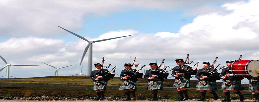 rüzgar enerjisi iskoçya