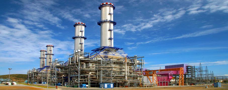 enka İzmir Doğalgaz Kombine Çevrim Elektrik Santrali