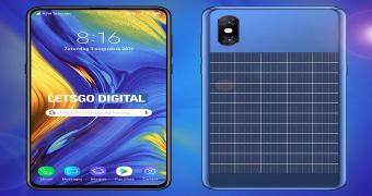 Xiaomi güneş enerjili telefon