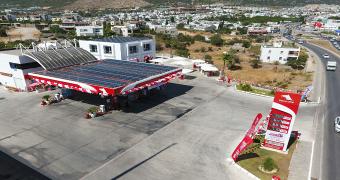 güneş enerjisi petrol ofisi