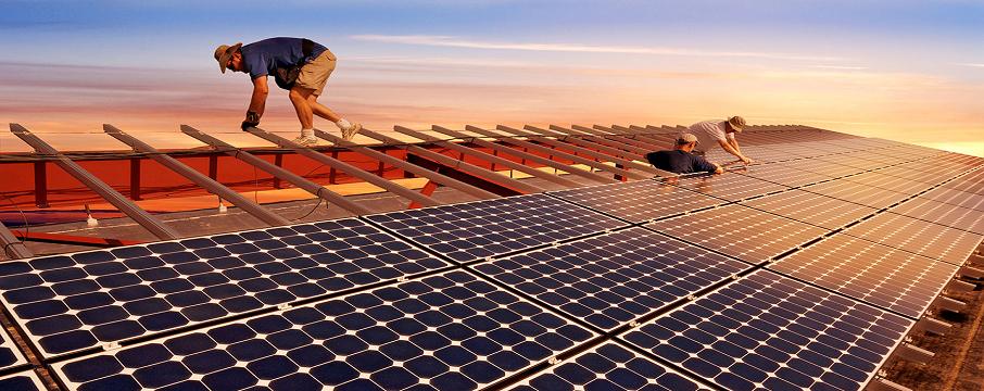 çatılarda güneş enerjisi