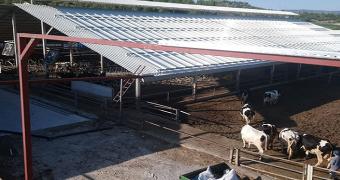 çatı üstü güneş enerjisi santrali