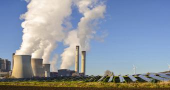 güneş enerjisi kömür enerjisi