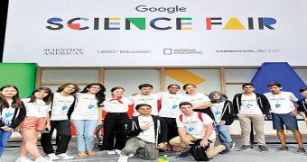 google science fair tuan dolmen