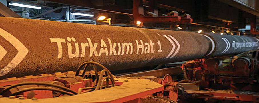 türk akım projesi