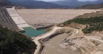 tarsus pamukluk barajı