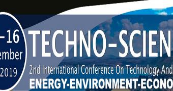 2. Uluslararası Teknoloji ve Bilim Konferansı