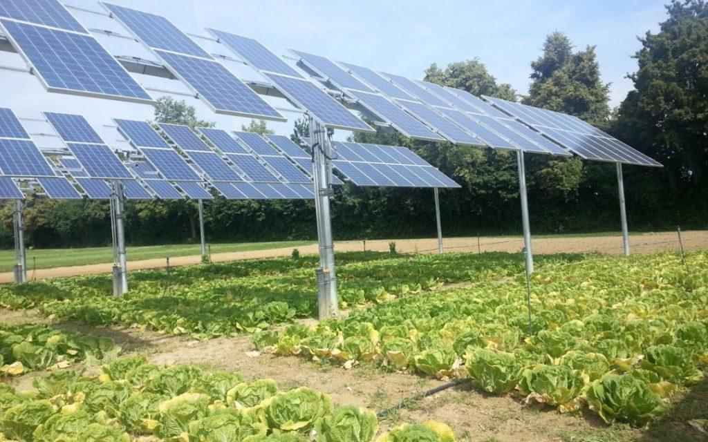 Güneş enerjisi ve Tarım