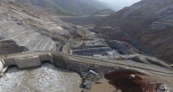 Çetin Barajı ve HES