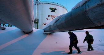 rusya doğal gaz petrol