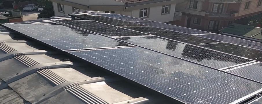 güneş enerjisi paneli