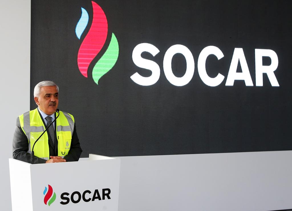 SOCAR Başkanı Rövnag Abdullayev