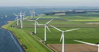 rüzgar enerjisi santrali kurulu gücü
