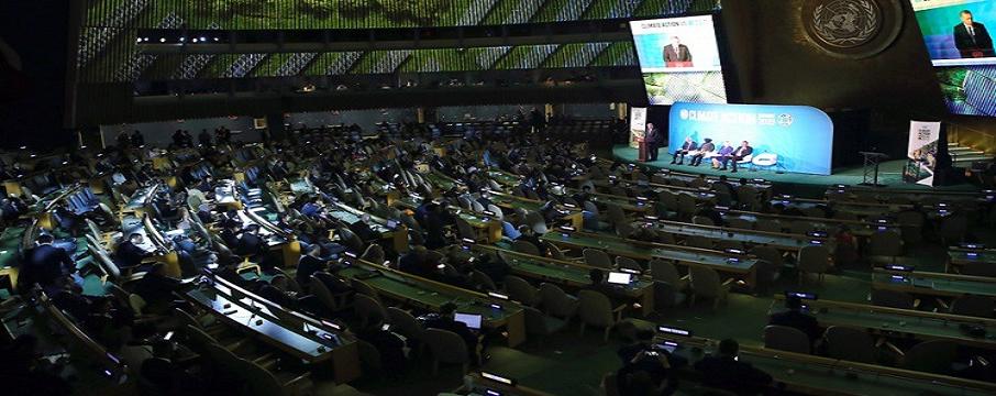 recep tayyip erdoğan iklim eylem zirvesi