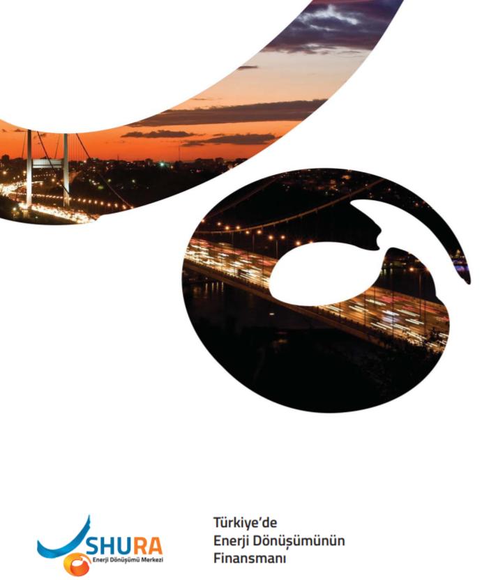 Türkiyede Enerji Dönüşümünün Finansmanı