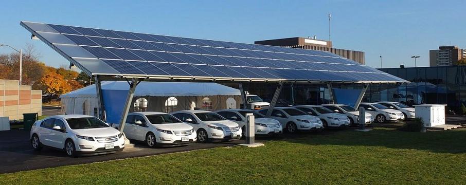 abd elektrikli araç politikaları