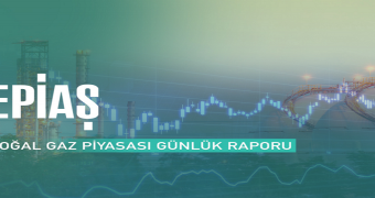 epiaş doğal gaz piyasası günlük raporu