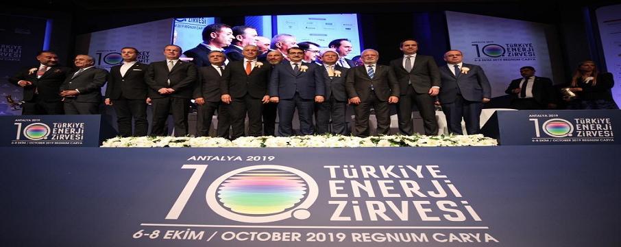 etkb fatih dönmez 10.türkiye enerji zirvesi