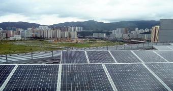 güneş enerjisi santrali kurulumu işi