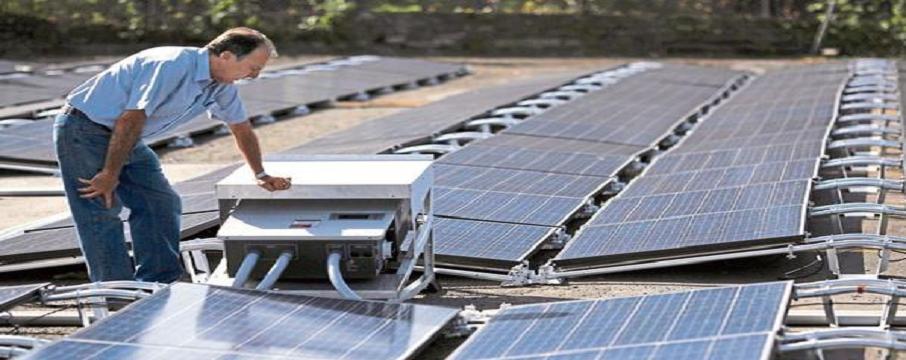 güneş enerjisinden elektrik üretimi