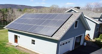 güneş enerjisi sistemi kurulumu