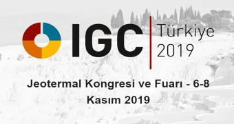 jeotermal kongresi ve fuarı 2019