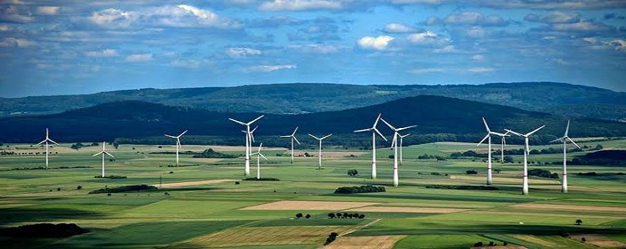 yekdemden yararlanan rüzgar enerjisi santralleri