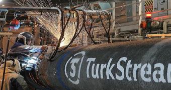 TürkAkım Doğal Gaz Boru Hattı Projesi