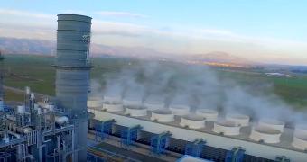 aksa enerji bolu göynük termik santrali
