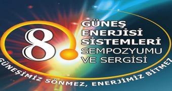 8. güneş enerjisi sempozyumu ve sergisi