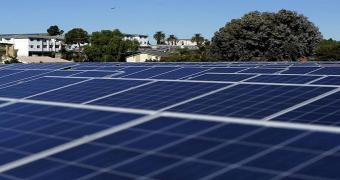 güneş enerjisi kapasitesi