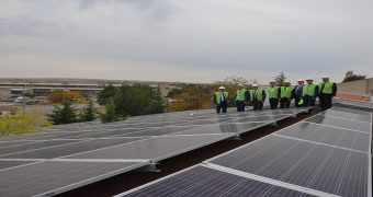 munzur meslek yüksekokulu güneş enerjisi santrali