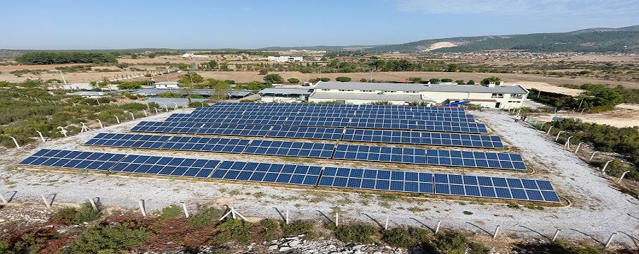 muğla belediyesi güneş enerjisi santrali kurulumu
