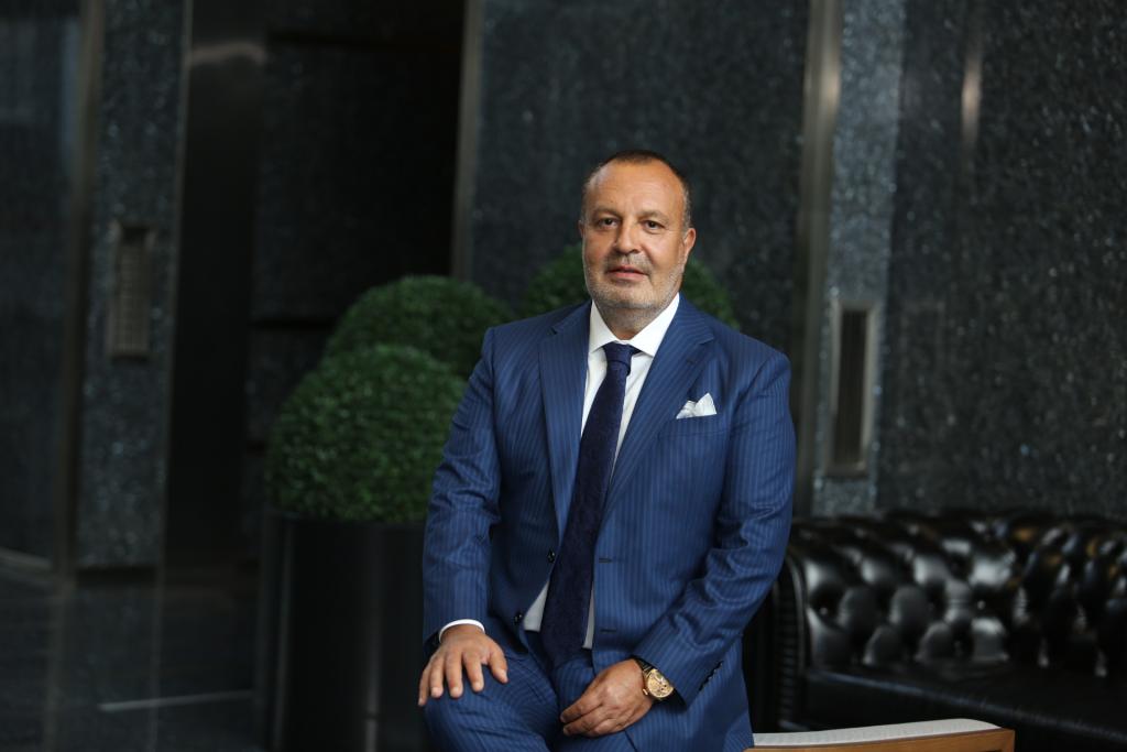 Aksa Enerji'nin CEO'su Cemil Kazancı