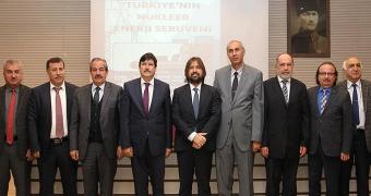 Bitlis Eren Üniversitesi nükleer enerji