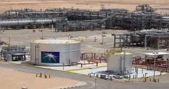 suudi petrol üreticisi aramco