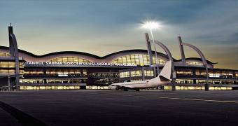 sabiha gökçen uluslararası havalimanı enerji verimliliği