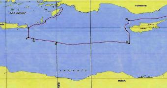 Deniz Yetki Alanlarının Sınırlandırılmasına İlişkin Mutabakat Muhtırası