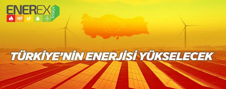ENEREX Antalya Enerji Verimliliği ve Dönüşümü Fuarı