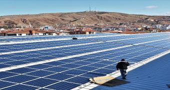 aksaray güneş enerjisi