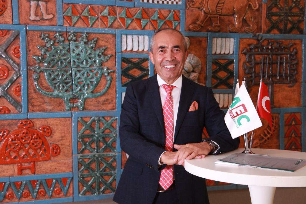 ANFAŞ Yönetim Kurulu Başkanı Ali Bıdı