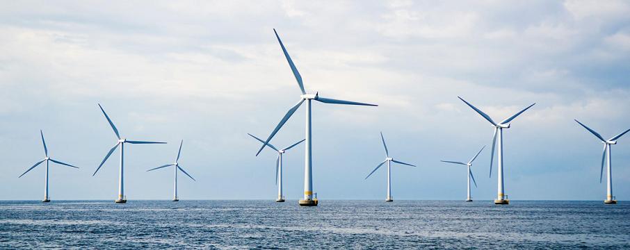 offshore rüzgar enerjisi kurulu gücü