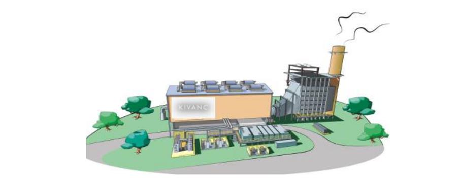entegre kağıt üretim fabrikası adana