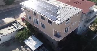 çatı tipi ges