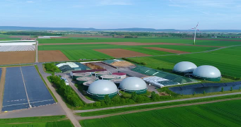 yenilenebilir gaz üretimi